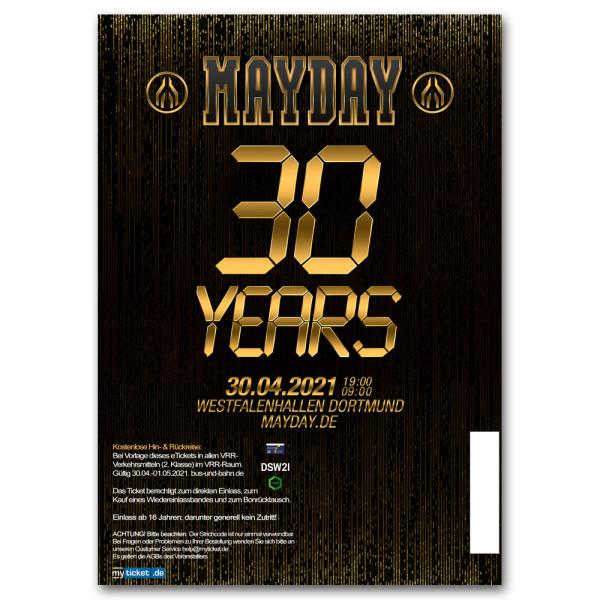 MAYDAY 2021 | Ticket