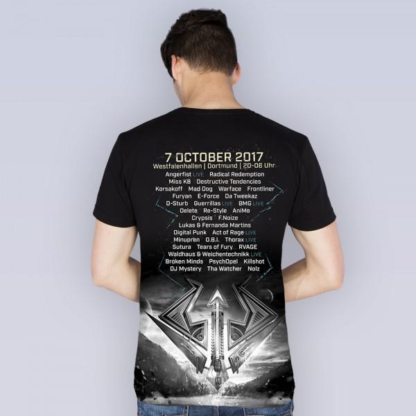 SYNDICATE 2017 | T-Shirt | LineUp