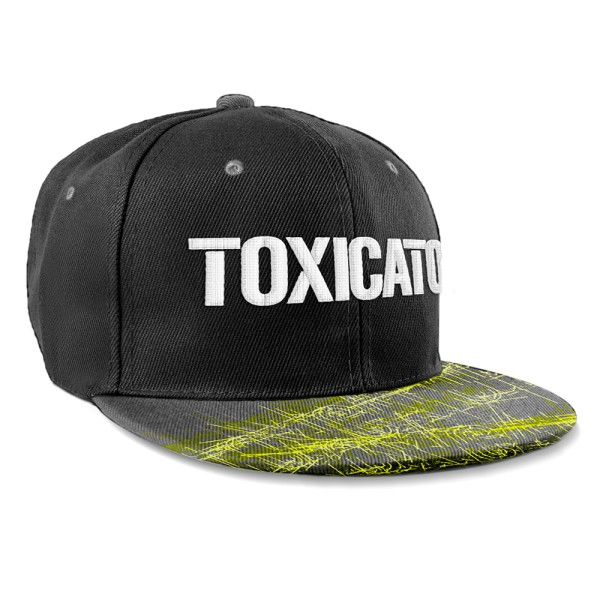 TOXICATOR   Snapback Cap