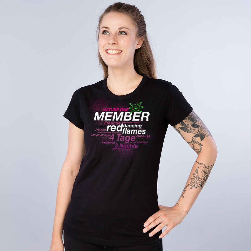 NATURE ONE 2016 | Shirt | Member