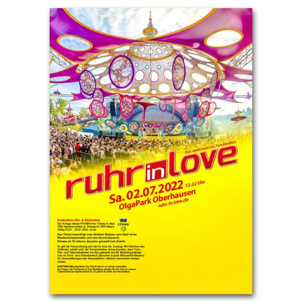 Ruhr-in-Love 2022 | Ticket