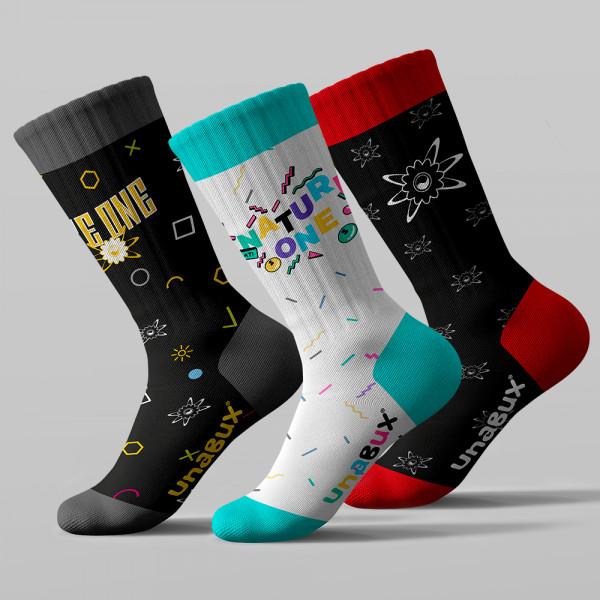 NATURE ONE | Socken-Set