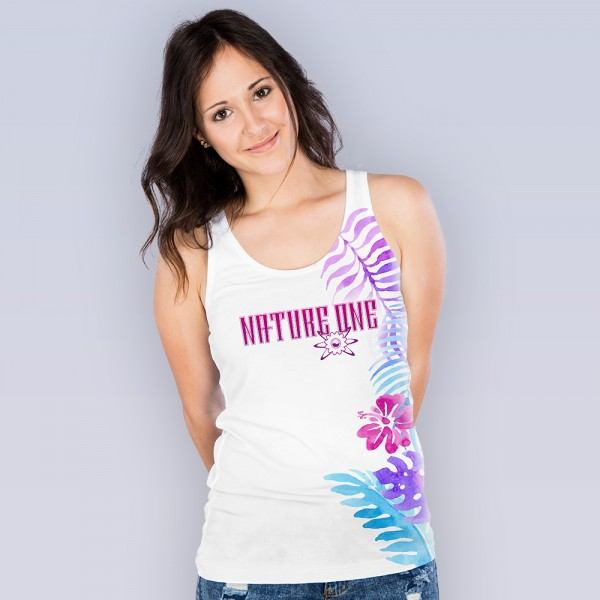NATURE ONE | Tanktop | Flora