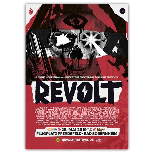 REVOLT 2019 | Poster