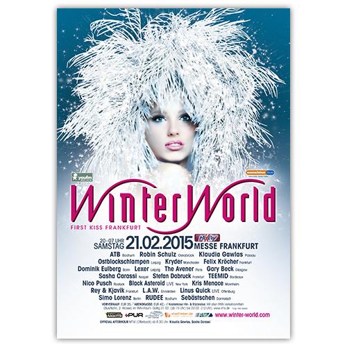 WinterWorld 2015   Poster   A0