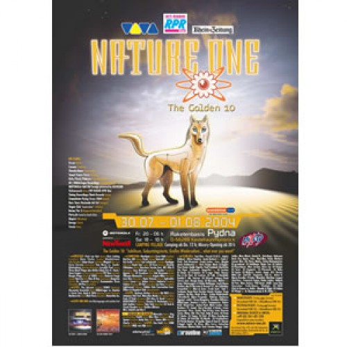 NATURE ONE 2004 | Poster