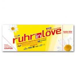 Ruhr-in-Love 2016   Ticket
