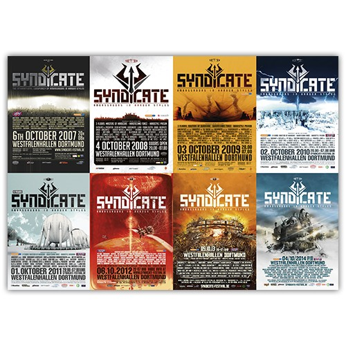 SYNDICATE | Poster | History | A1
