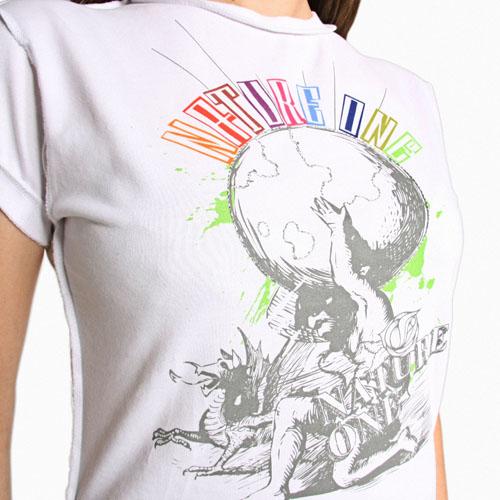 NATURE ONE | T-Shirt | Globe