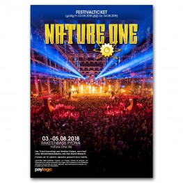 NATURE ONE 2018 | Festivalticket