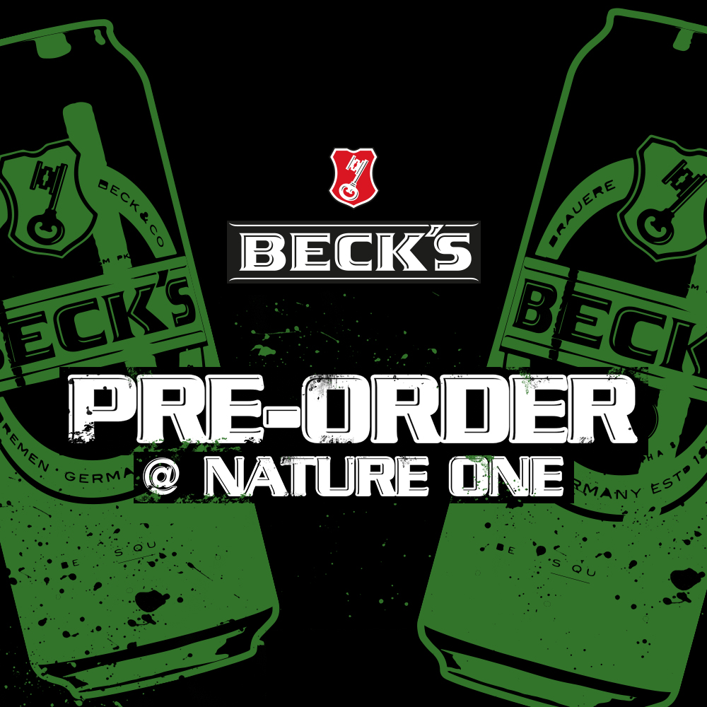 Beck's Pre-Order