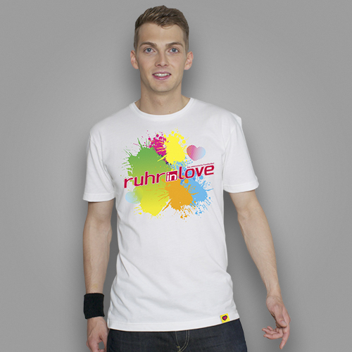 Ruhr-in-Love | T-Shirt | Basic