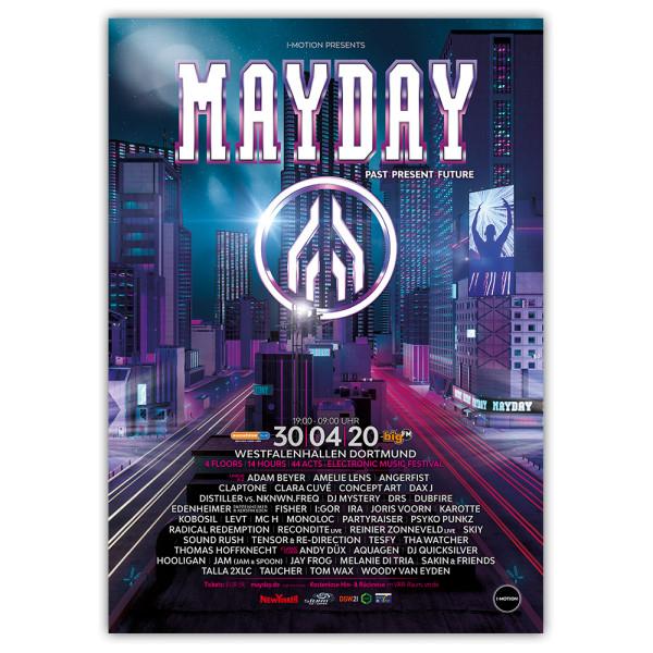 MAYDAY 2020 | Poster