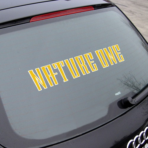 NATURE ONE | Sticker