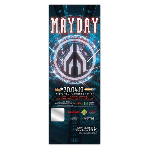 MAYDAY 2019 | Ticket