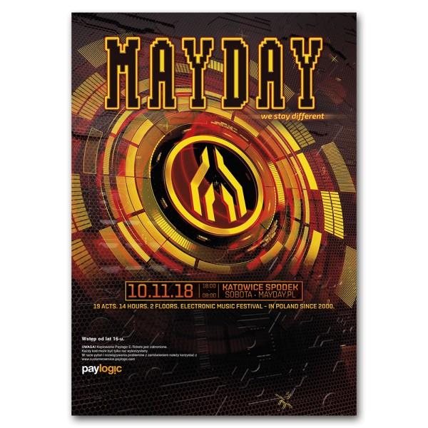 MAYDAY Polen 2018 | Ticket