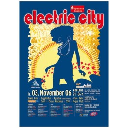 electric city 2006 | Poster