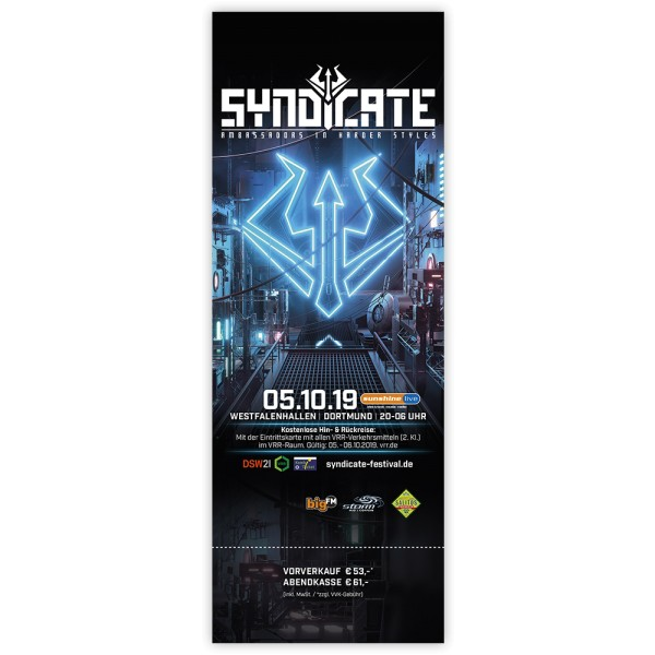 SYNDICATE 2019 | Ticket