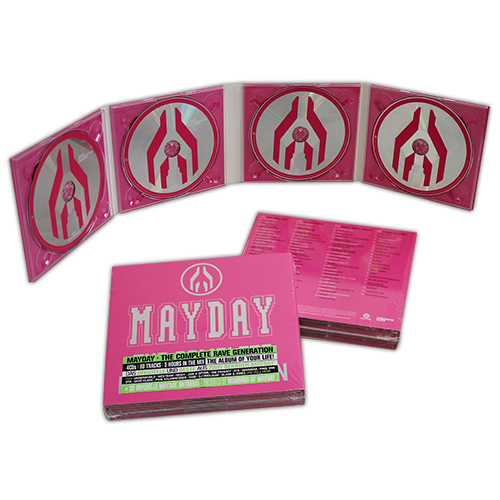 MAYDAY   The Complete Rave Generation