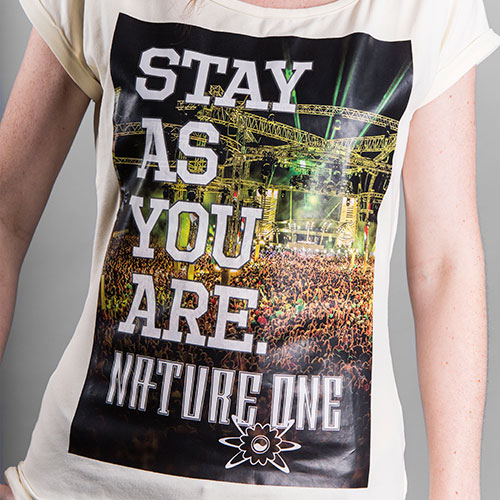 NATURE ONE 2015 | Shirt | You!