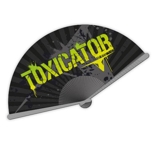 TOXICATOR | Fächer
