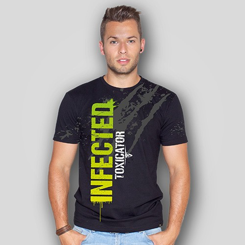 TOXICATOR | T-Shirt | infected