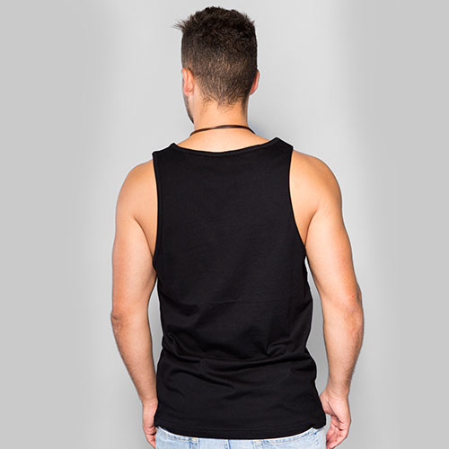 SYNDICATE | Tanktop | Boy | schwarz