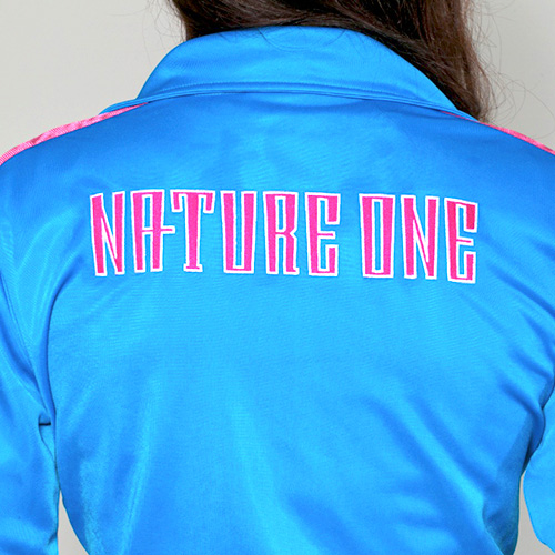 NATURE ONE | Sweatshirtjacke