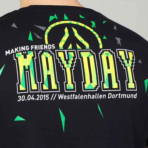 MAYDAY 2015 | T-Shirt | Friend