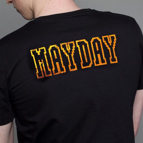 MAYDAY | T-Shirt | Rakete