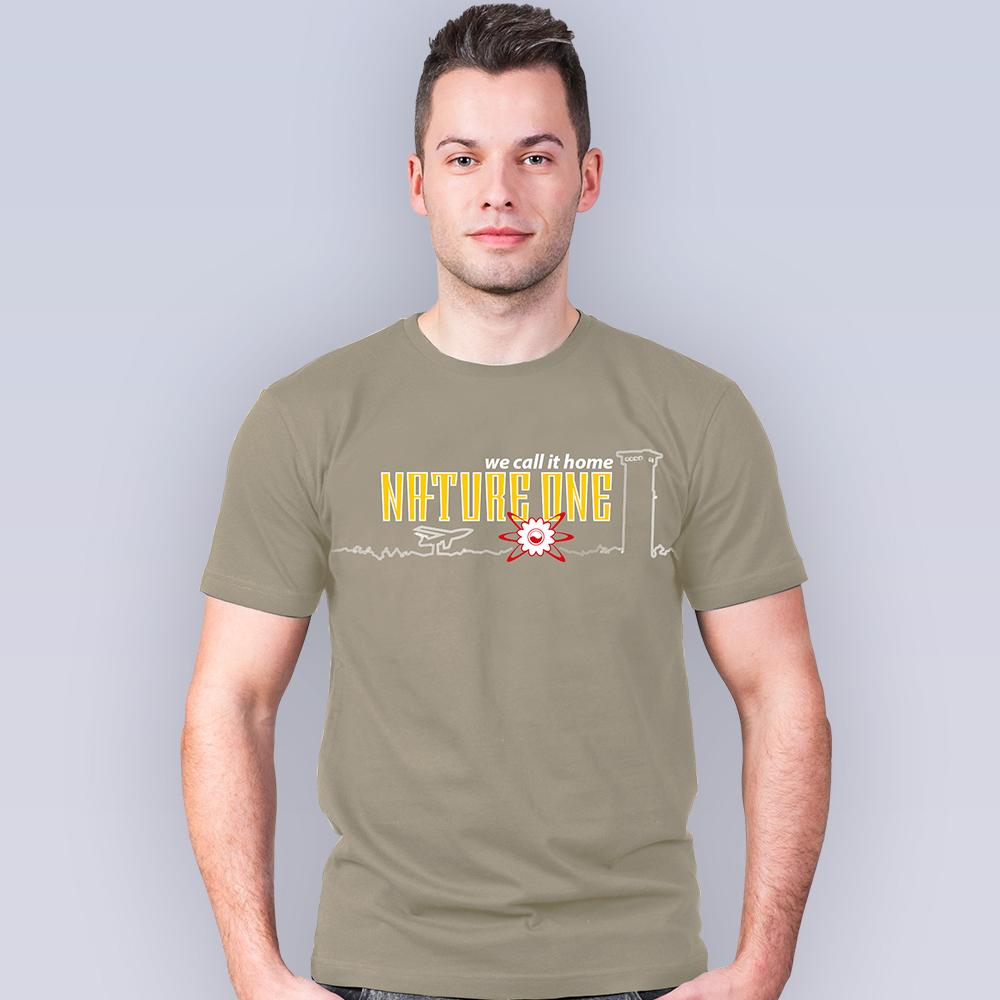 NATURE ONE 2017 | T-Shirt | Basic