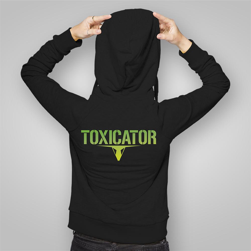 TOXICATOR | Zip-Hoodie