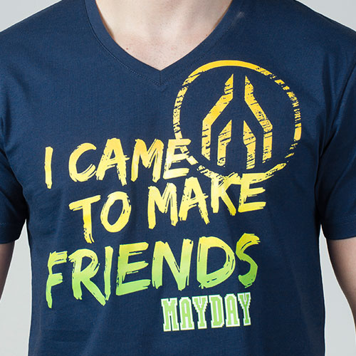 MAYDAY | T-Shirt | Making Friends