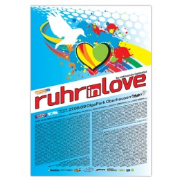 Ruhr-in-Love 2009 | Poster