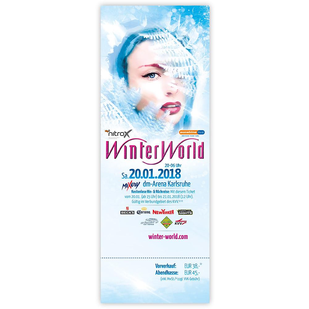 WinterWorld 2018 | Ticket