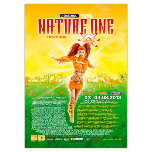 NATURE ONE 2013 | Poster | A1