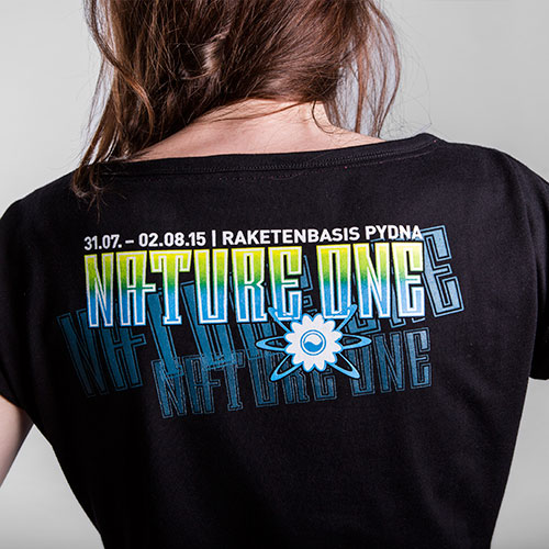 NATURE ONE 2015 | T-Shirt | Member