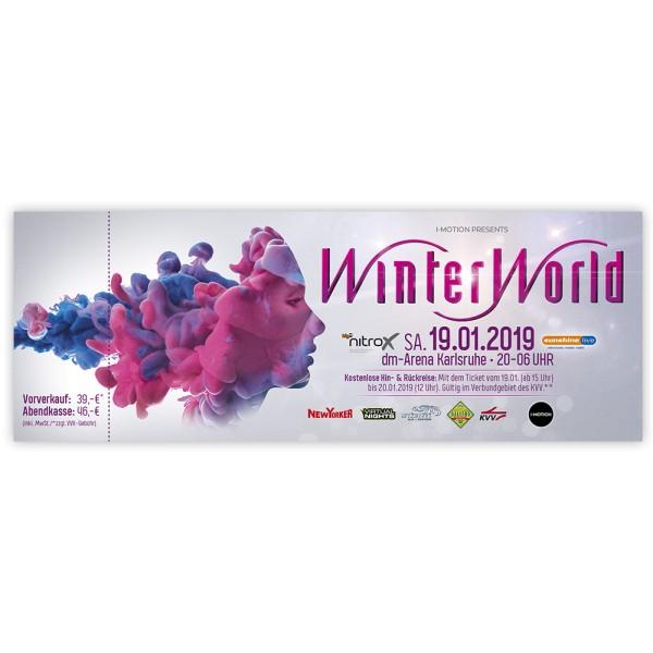 WinterWorld 2019 | Ticket