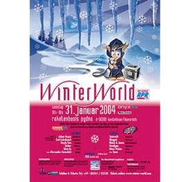WinterWorld 2004 | Poster