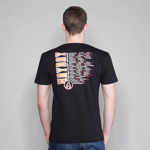 MAYDAY 2013 | T-Shirt | LineUp
