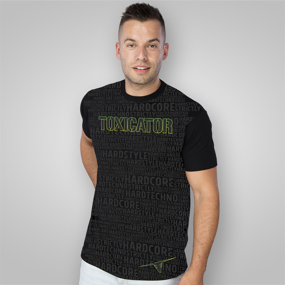 TOXICATOR | T-Shirt | Allover