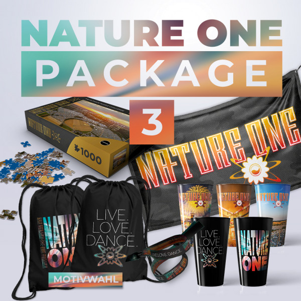 NATURE ONE 2021 | Festival@Home-Package 3