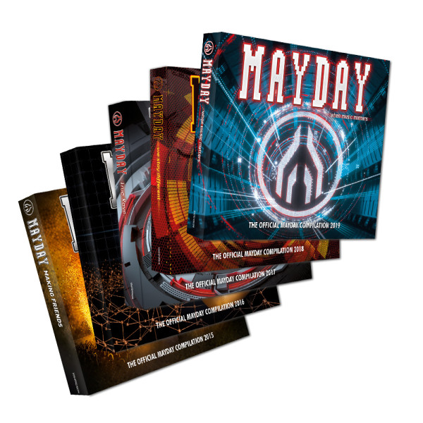 MAYDAY | Compilation Bundle | 5er Set