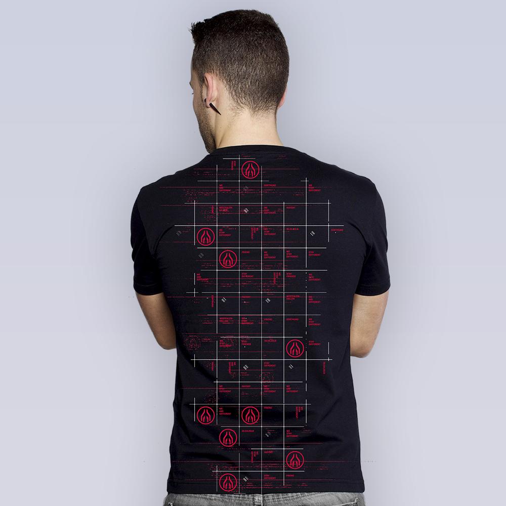 MAYDAY 2018   T-Shirt   Friend