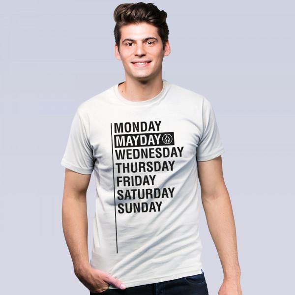 MAYDAY | T-Shirt | Basic