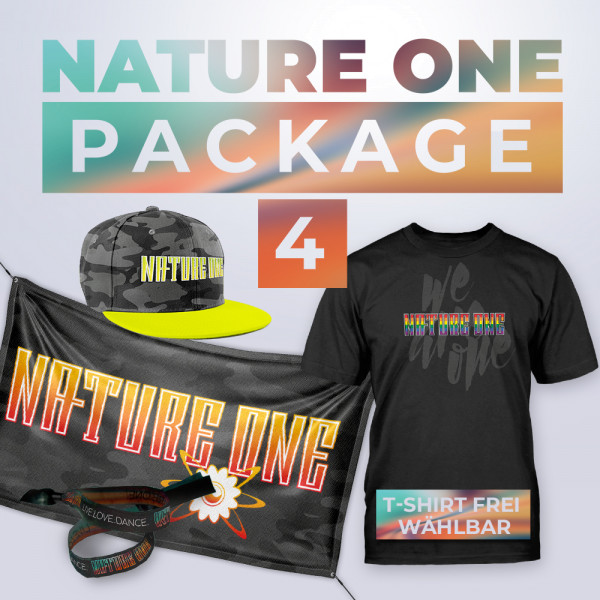 NATURE ONE 2021 | Festival@Home-Package 4