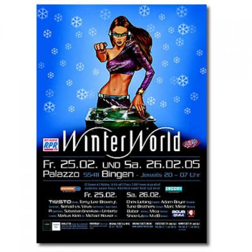 WinterWorld 2005 | Poster