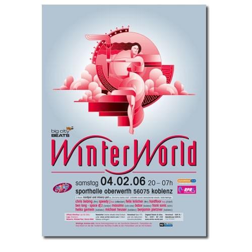 WinterWorld 2006 | Poster