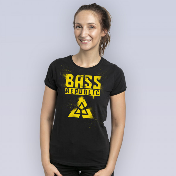 BASSREPUBLIC | SHIRT | GIRL | BASIC
