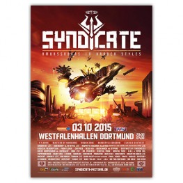 SYNDICATE 2015 | Poster | A1
